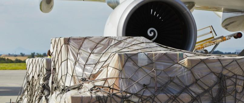 Luftfracht Import