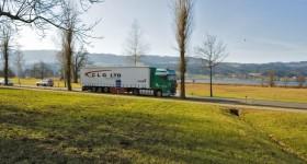 Shipments - Switzerland